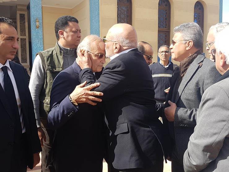 ظهور أحمد شفيق