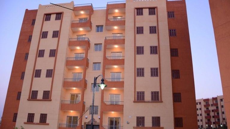 وزارة الإسكان تطرج شقق إسكان اجتماعي