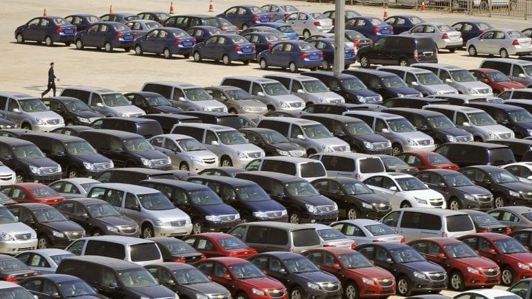 ضريبة تنمية على السيارات