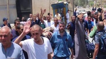 عفو رئاسي عن سجناء بمناسبة احتفالات 6 أكتوبر