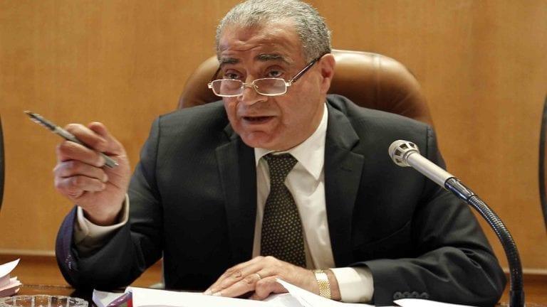 وزير التموين يؤكد عدم عودة جميع المستبعدين من الدعم