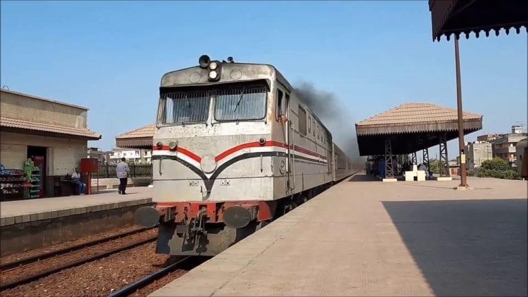 تحرك قطار دون سائق