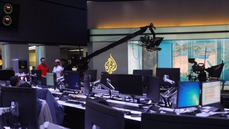 الحكومة تمنع قناة الجزيرة في الفنادق