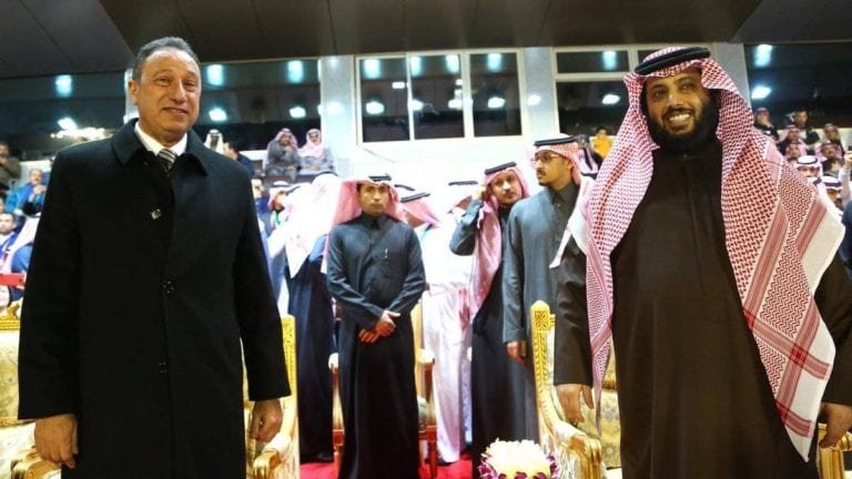 شوبير يعلن انتهاء الخلافات بين تركي آل الشيخ والخطيب (فيديو)