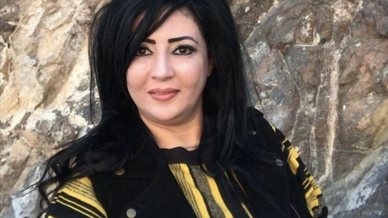 إحالة رؤساء تحرير وصحفيين للمحاكمة بسبب منى الغضبان.. تفاصيل