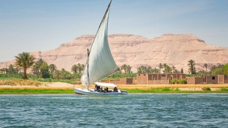 فيضان النيل في أكتوبر لم يحدث منذ 50 عاما