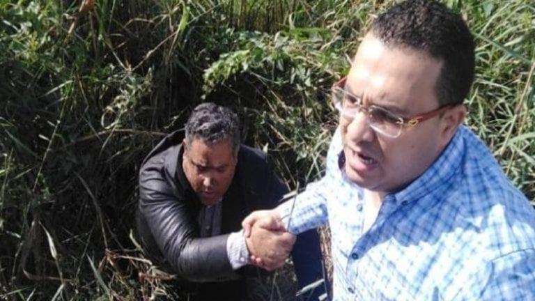 تفاصيل سقوط برلماني في ترعة بسبب نزاع على محصول أرز