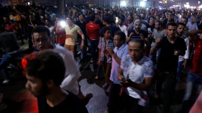 إخلاء سبيل 100 شخص في أحداث تظاهرات 20 سبتمبر