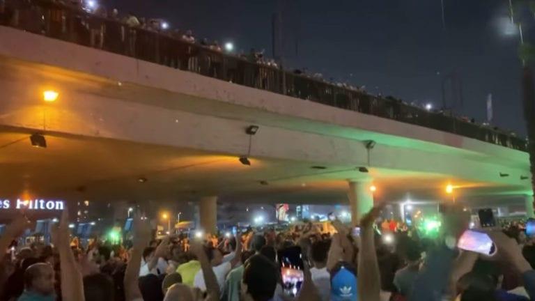 إخلاء سبيل 502 متهم في أحداث مظاهرات 20 سبتمبر