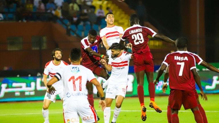 الزمالك يتأهل لمجموعات دوري أبطال إفريقيا: فوز صعب