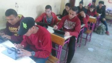استعدادات تسليم تابلت الثانوية للمدارس.. الموعد والتفاصيل