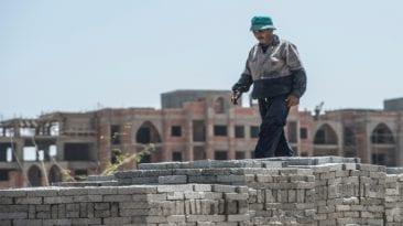 ارتفاع أسعار مواد البناء خلال عام بنسب وصلت إلى 9%