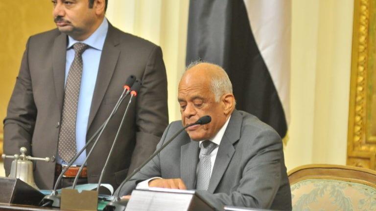 بسبب سد النهضة.. عبد العال يحذر النواب من الحديث في الشأن الخارجي