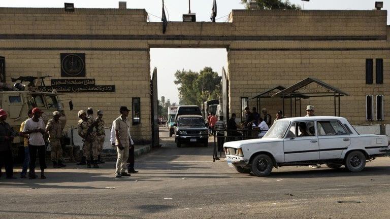 النائب العام: أوضاع سجن طرة ملائمة صحيا ورياضيا