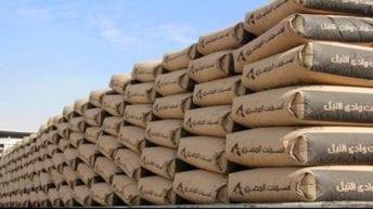 شعبة البناء: تراجع أسعار الأسمنت 50 جنيها للطن بسبب الركود