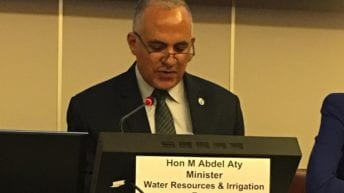 مصر تتعاون في مجال المياه مع 9 دول