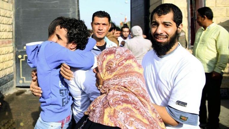 الإفراج عن 449 سجينا بمناسبة 6 أكتوبر: الدفعة الثالثة