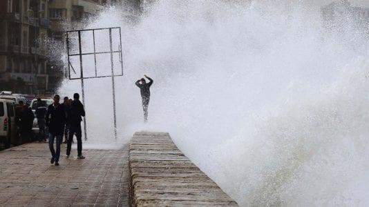 """ناسا"" تحذر من إعصار مداري نادر يضرب مصر"