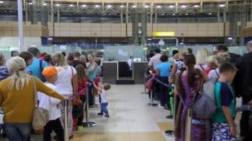مطار شرم الشيخ يستقبل أول رحلة من استوكهولم بعد 8 سنوات