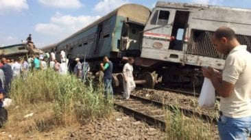فصل قائد قطار حادثة الإسكندرية
