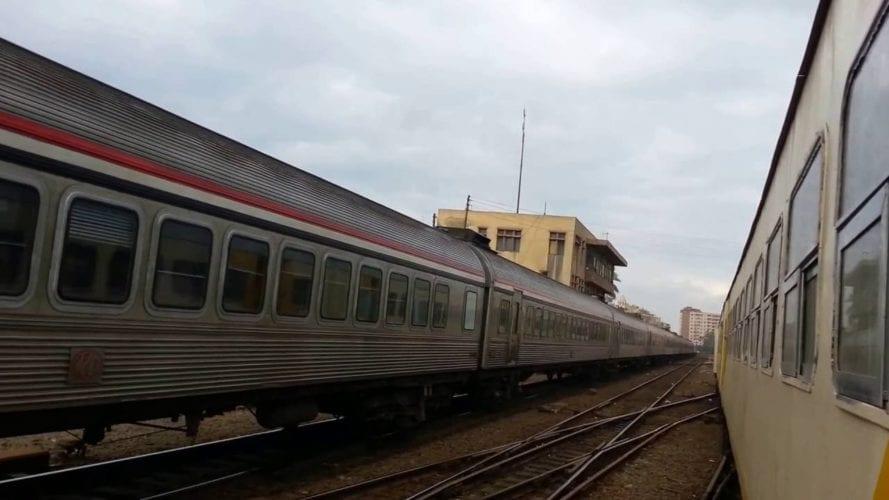 القصة الكاملة لإجبار شابين على القفز من قطار إسكندرية ووفاة أحدهما