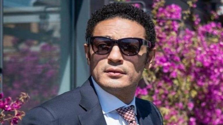 إحالة الفنان محمد علي للجنايات بتهمة التهرب الضريبي