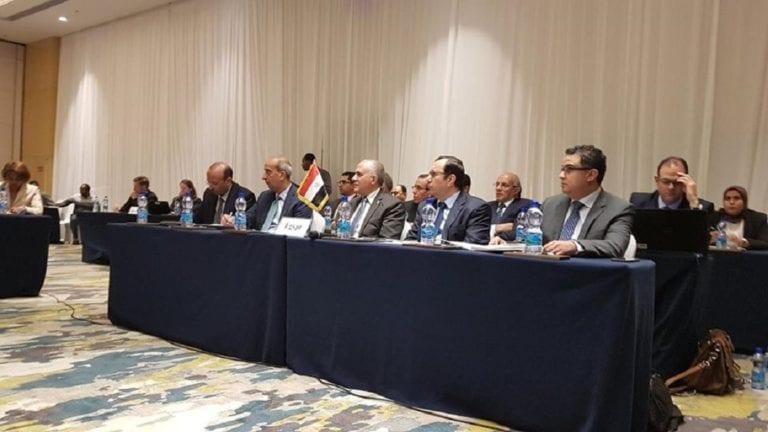 الاجتماع الأول لمفاوضات سد النهضة