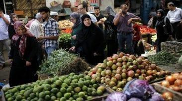 ارتفاع التضخم في مصر خلال أكتوبر