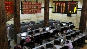 تراجع مؤشرات البورصة وخسارة 6.9 مليارات جنيه من رأس المال
