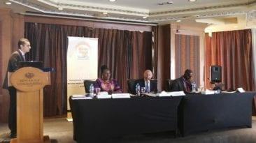 اجتماع الشبكة الإفريقية لحقوق الإنسان