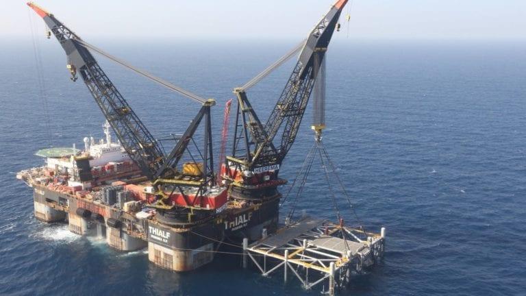 أمريكا تمنح مصر 430 مليون دولار تأمينا لاستيراد الغاز من إسرائيل