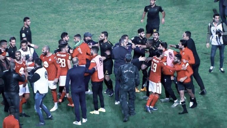 هزيمة النادي الأهلي أمام النجم الساحلي