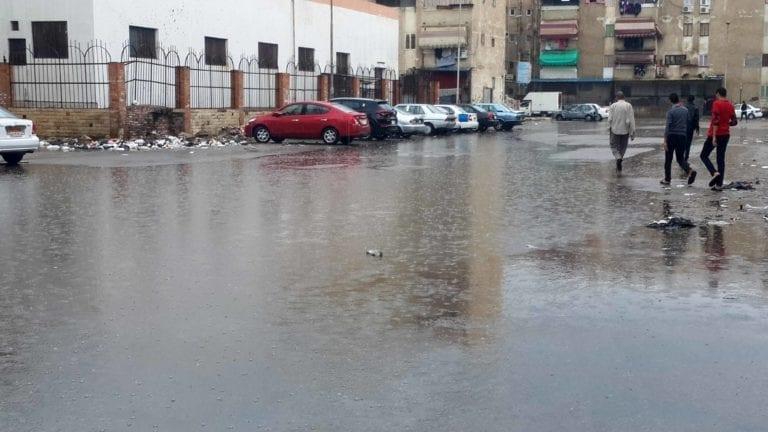 الأرصاد تحذر من سقوط أمطار غزيرة