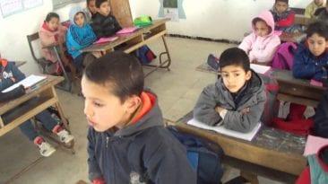 استبعاد مدرس لضرب تلميذ ابتدائي معاق في الغربية: نزيف بالأنف