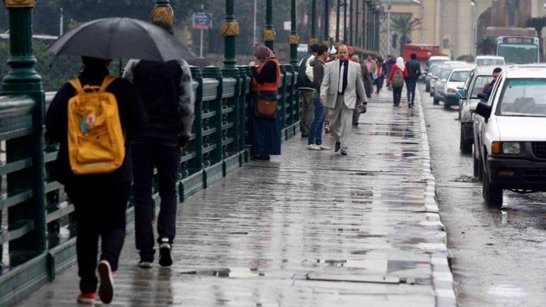 توقعات حالة الطقس في مصر خلال 3 أيام