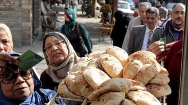 دعم الخبز في مصر 53 مليار جنيه
