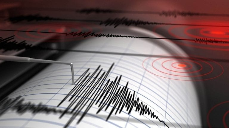 زلزال بقوة 6 ريختر يضرب مصر