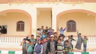 القوات المسلحة تعلن عن افتتاح تجمع حضاري في وسط سيناء