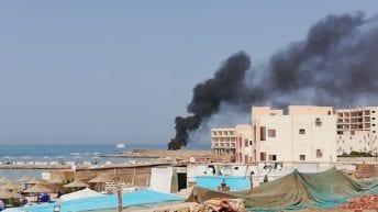 مصرع سائحة أمريكية نتيجة اندلاع حريق في لانش بالبحر الأحمر