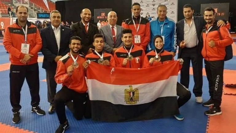 منتخب مصر للكاراتيه