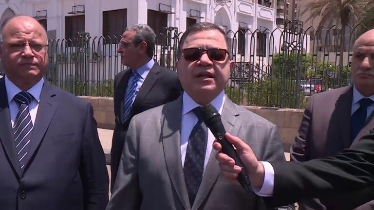 وزير الداخلية يقرر إبعاد ألماني عن مصر