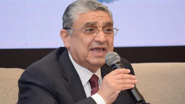 وزير الكهرباء يشيد بترتيب مصر