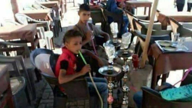 """""""الإحصاء"""": 3.6% نسبة الأطفال المدخنين من 15 إلى 18 سنة"""
