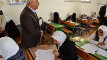 وزير التعليم يعتمد جدول امتحانات نصف العام للصفين الأول والثاني الثانويين