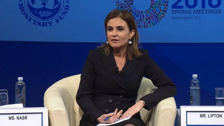"""مصطفى بكري يهاجم وزيرة الاستثمار: """"مبتعرفش تقرأ"""" (فيديو)"""