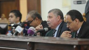 حل دائرة المستشار حسن فريد: أصدر 147 حكم إعدام
