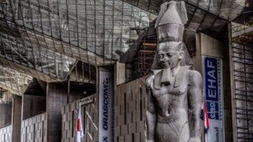 """""""النواب"""" يقر ضوابط رسوم المتحف المصري الكبير وتشكيل مجلس الأمناء"""