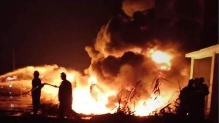 طلب إحاطة عن انفجار خط البترول بالبحيرة: أين التأمين؟