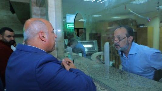 وزير النقل يتفقد محطة مصر ويحذر من التجاوز تجاه أي مواطن