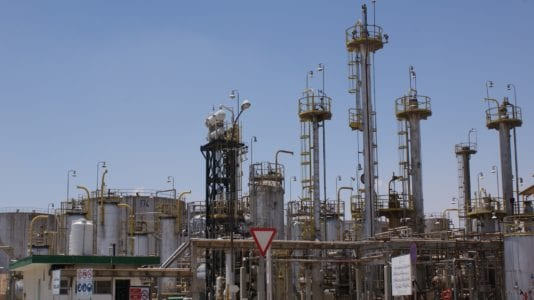 """""""قطر للبترول"""": نجاح تشغيل مشروع مصفاة التكرير في مسطرد"""